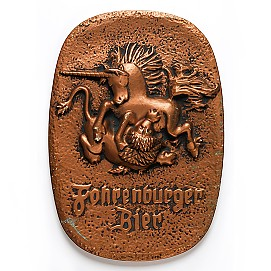 Altes Wappen Fohrenburger Bier