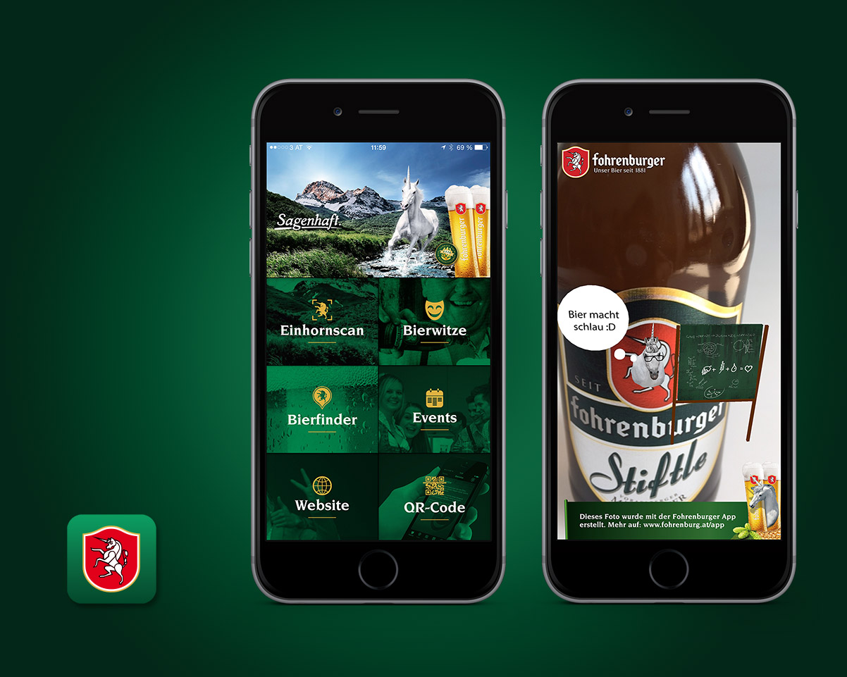 Fohrenburger App